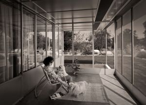 Catherine Meyler, Grace Miller House by Richard Neutra 1937