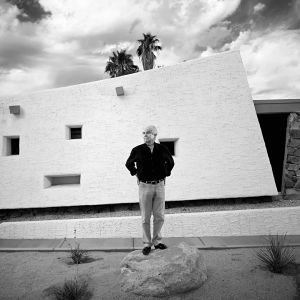 Architect Hugh Kaptur, Palm Springs Golf Course Clubhouse 1967 II