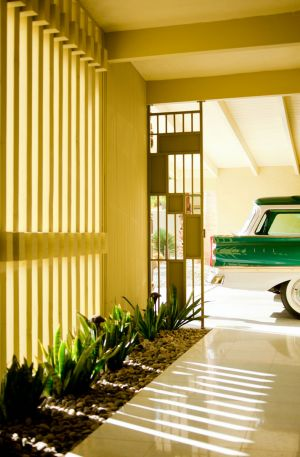 Breezeway and Edsel Bermuda